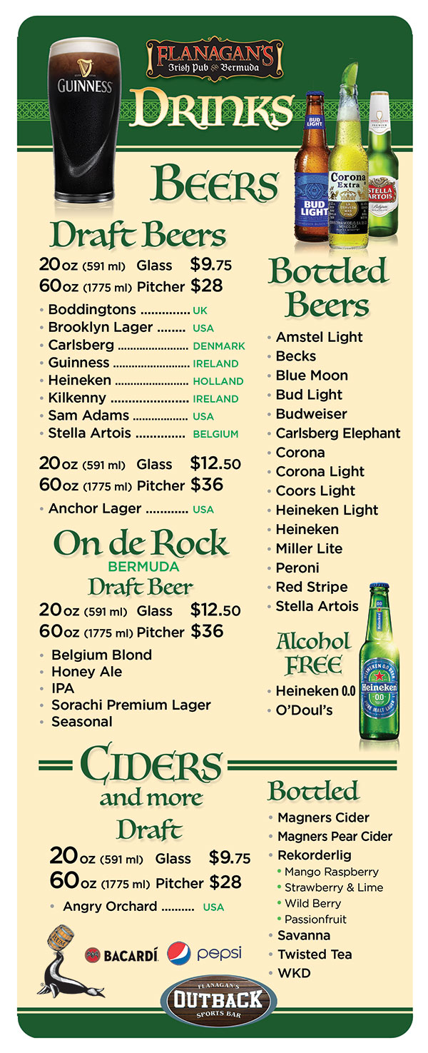 Beers Drinks Page 2